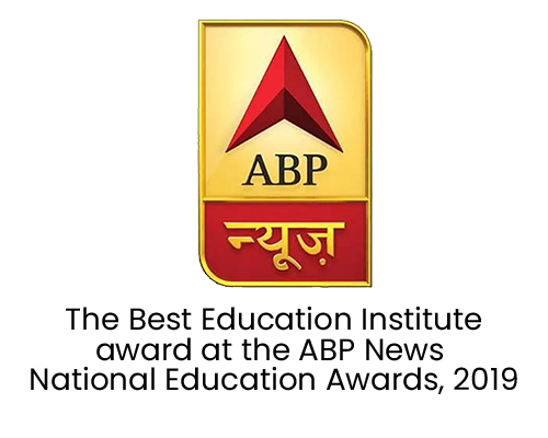 9.The Best Education Institute' award at the ABP News National Education Awards, 2019